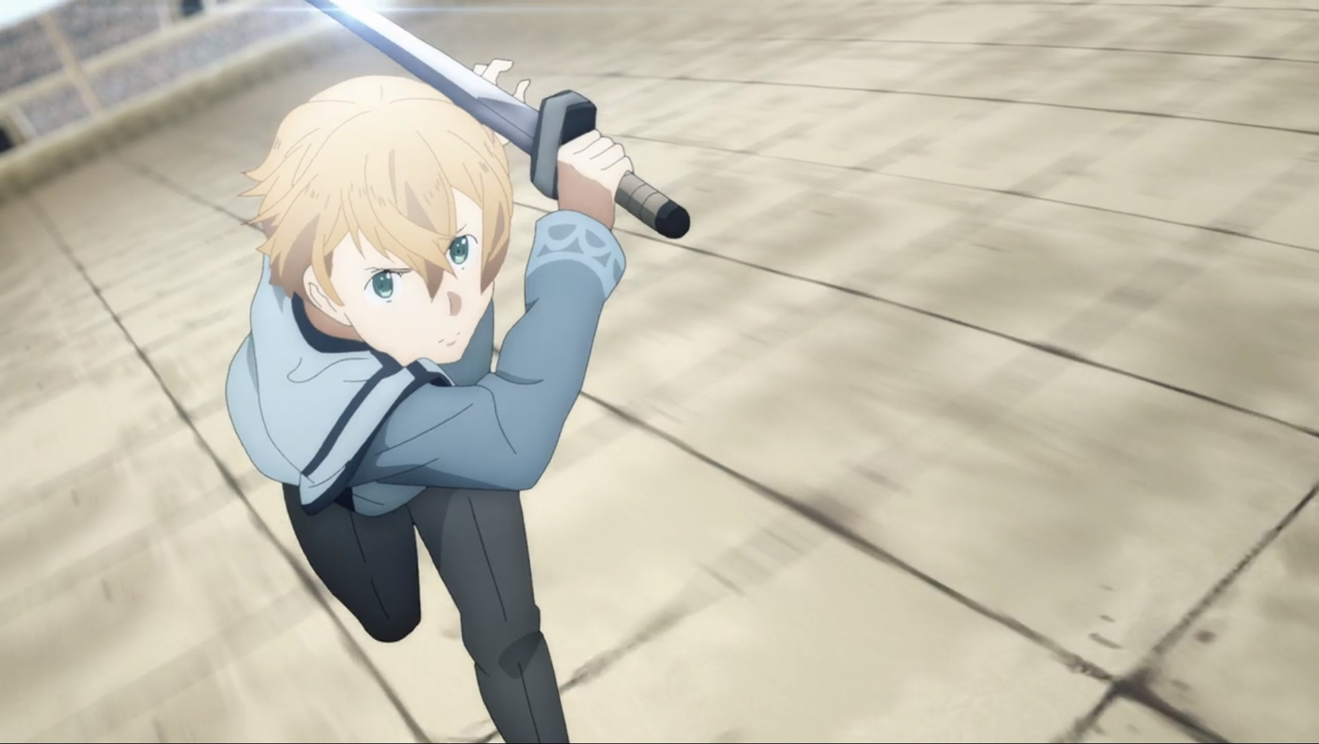 What Happened in the Chunk of Story Sword Art Online: Alicization