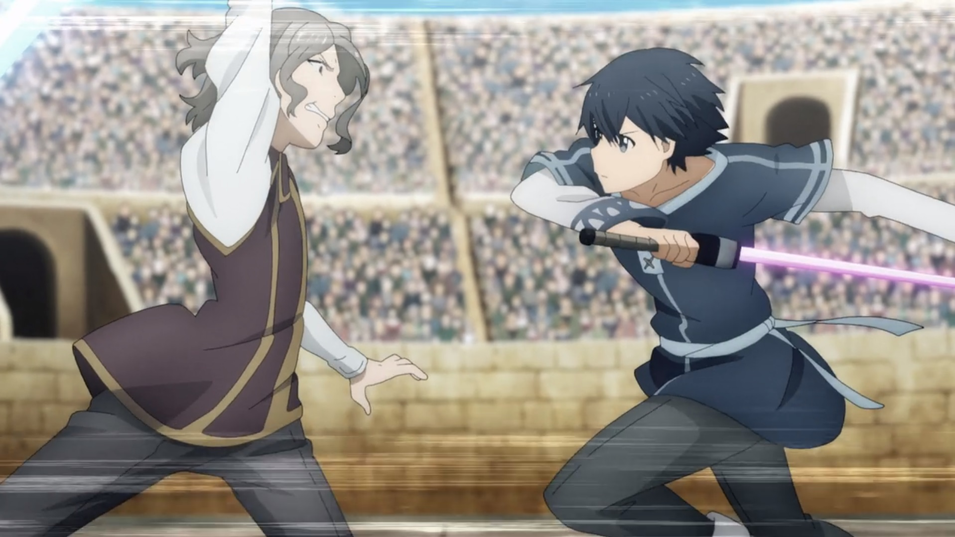 What Happened in the Chunk of Story Sword Art Online